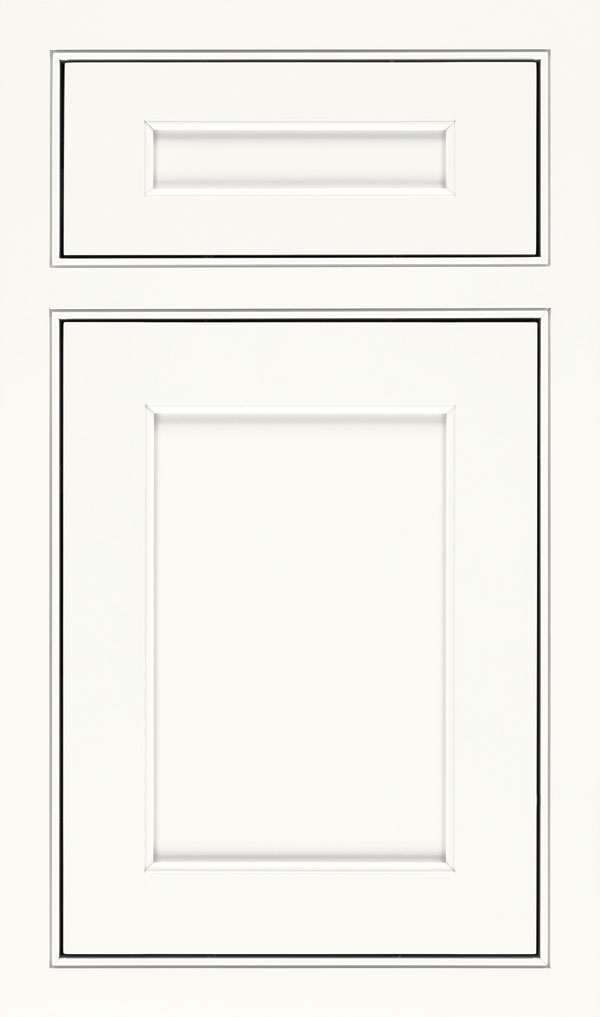 White Inset Kitchen Cabinets - Decora Cabinetry