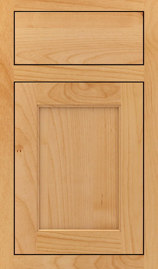 Prescott Alder Inset Cabinet Door in Natural