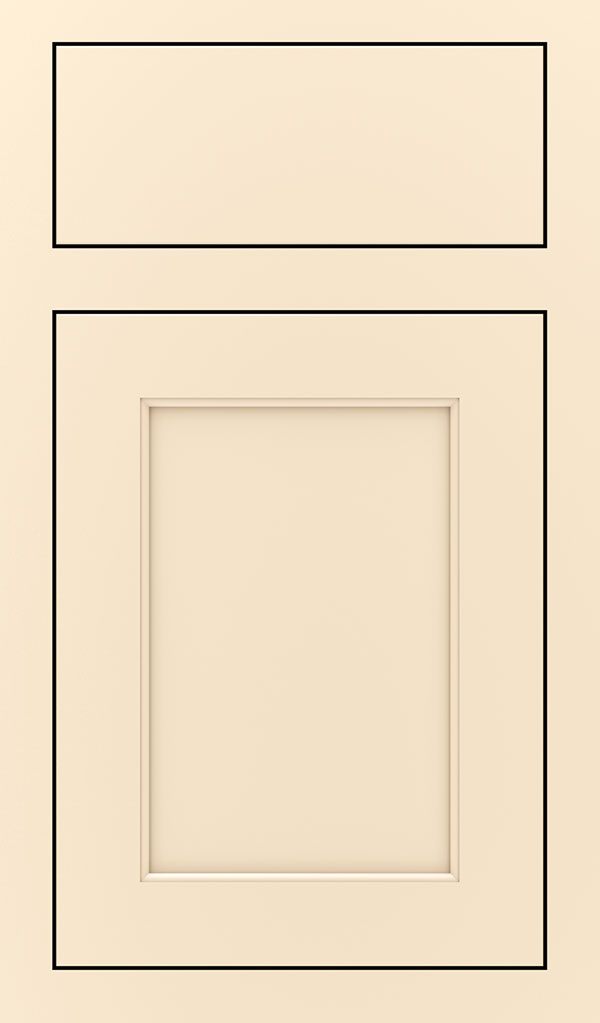 Prescott Maple Inset Cabinet Door in Jasmine