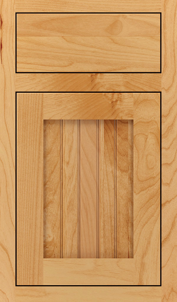Simsbury Alder Inset Cabinet Door in Natural