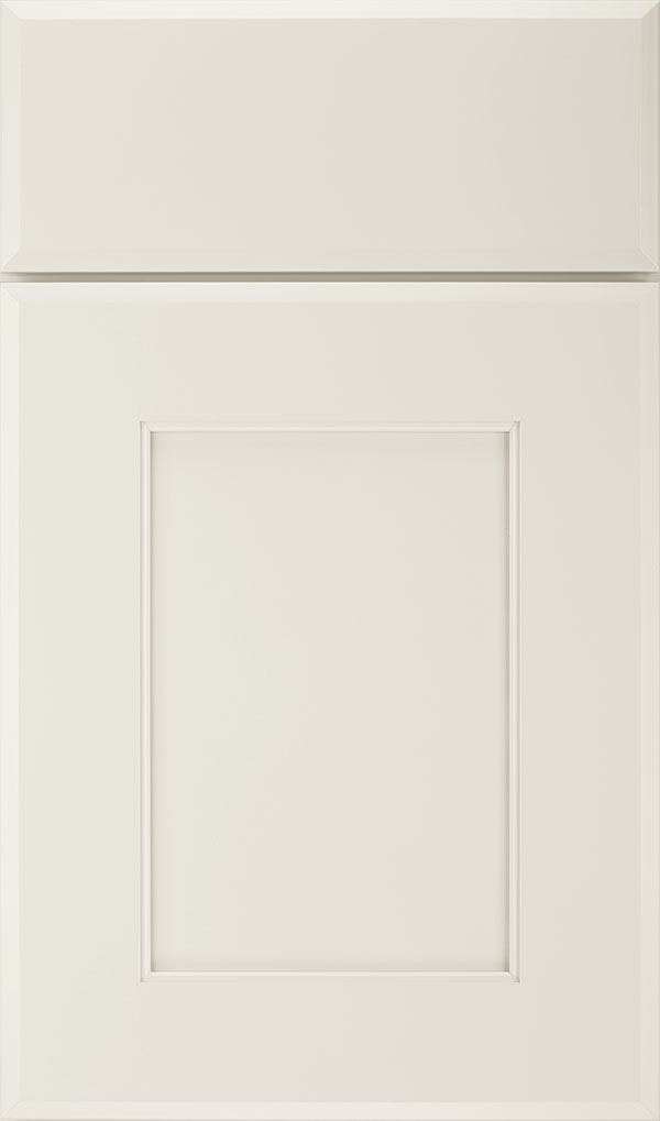 Sloan Maple Recessed Panel Cabinet Door in Chrushed Ice