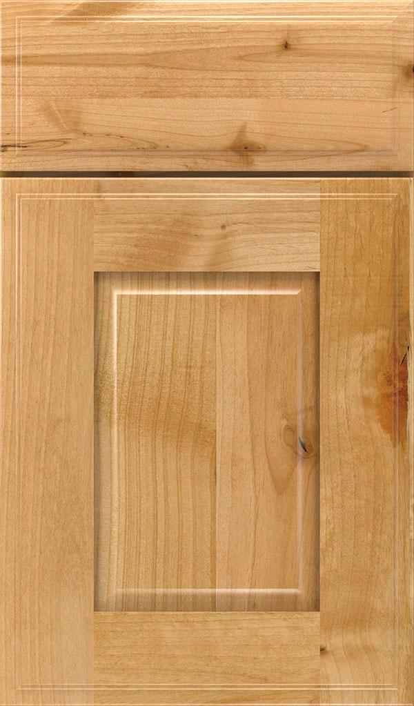 Tobi; Toulan Rustic Alder Raised Panel Cabinet Door In Natural