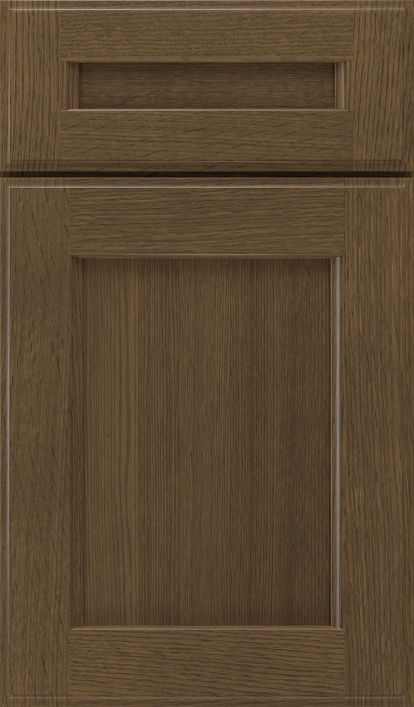 treyburn_5pc_quartersawn_oak_recessed_panel_cabinet_door_kindling