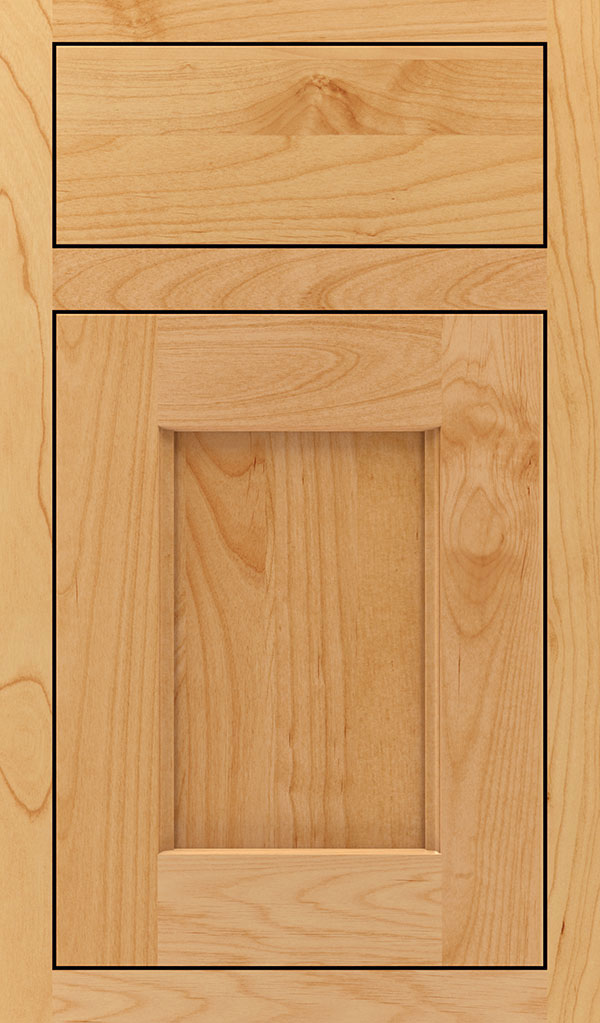 Treyburn Alder Inset Cabinet Door in Natural