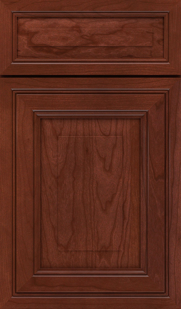 Willshire 5 Piece Cherry Raised Panel Cabinet Door in Arlington