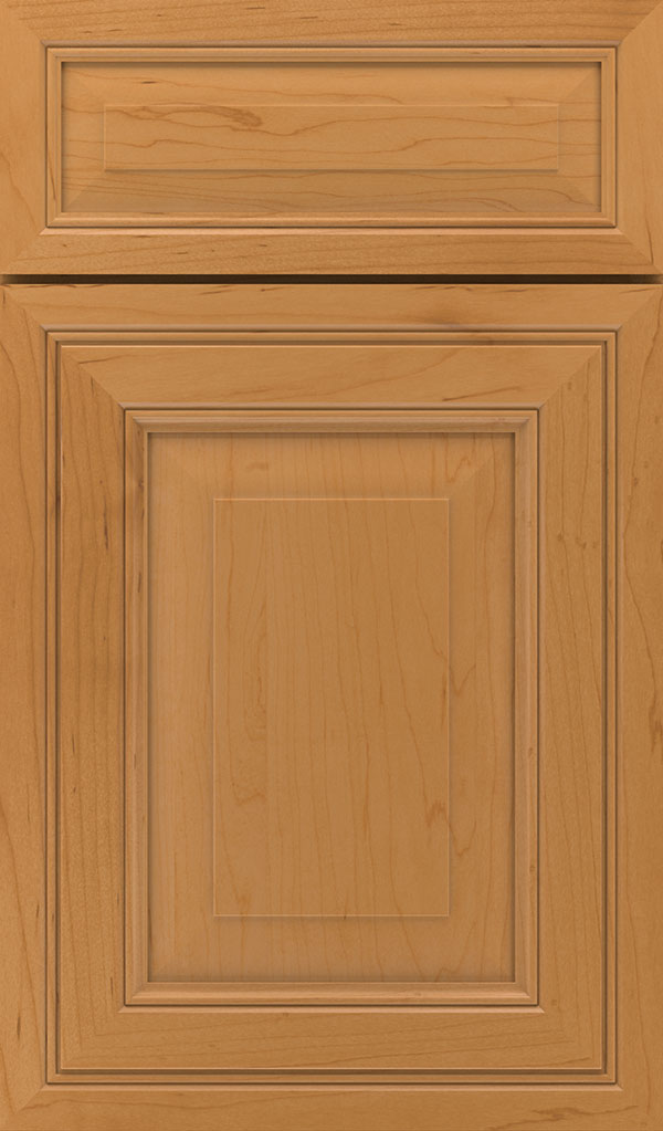 Willshire 5 Piece Maple Raised Panel Cabinet Door in Pheasant