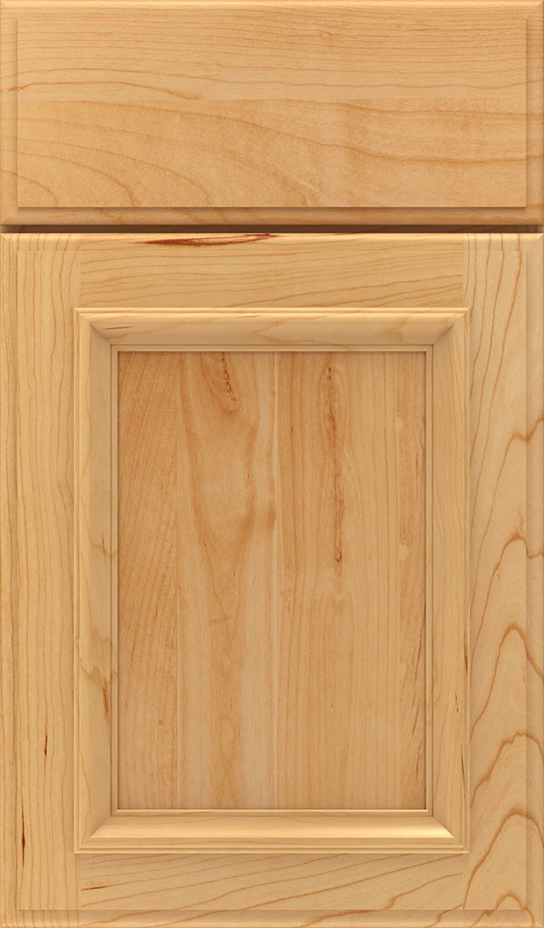Yardley Alder Raised Panel Cabinet Door in Natural