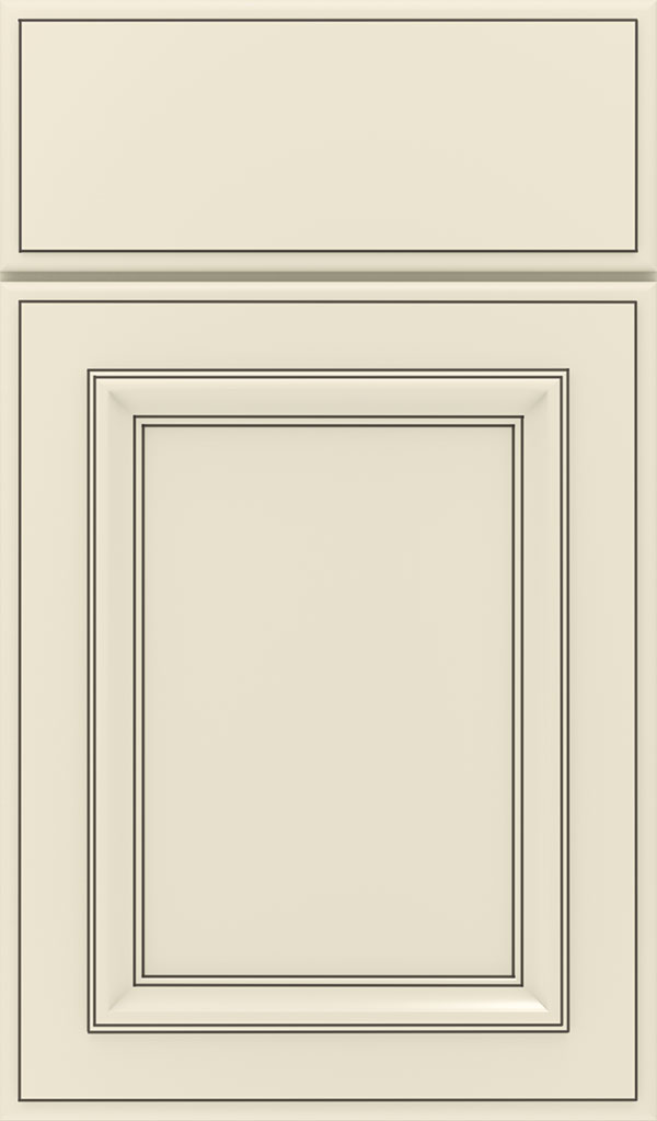 Yardley Maple Raised Panel Cabinet Door in Chantille Espresso