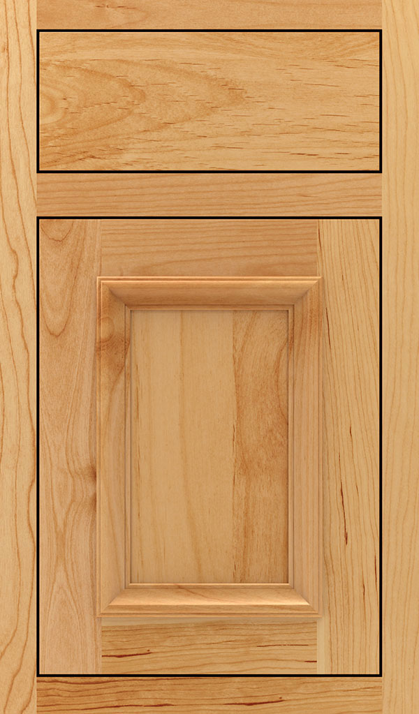 Yardley Alder Inset Cabinet Door in Natural
