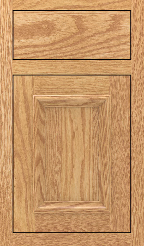 Yardley Oak Inset Cabinet Door in Natural