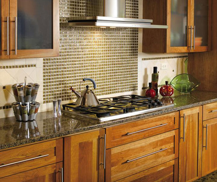 Contemporary Shaker Kitchen Cabinets