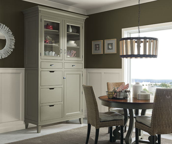Inset Dining Room Cabinets By Decora Cabinetry ... Part 51