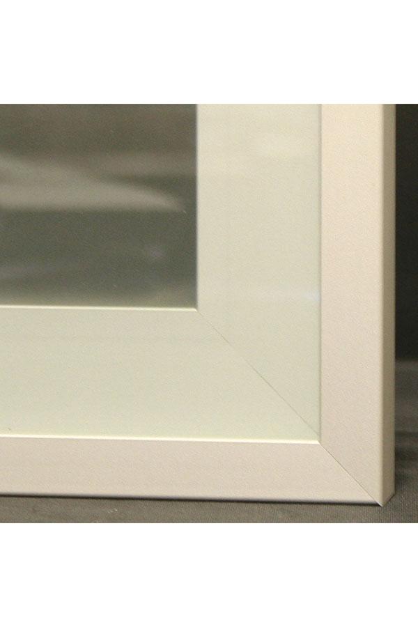 Aluminum Frame Cabinet Door With Af004 Profile Decora
