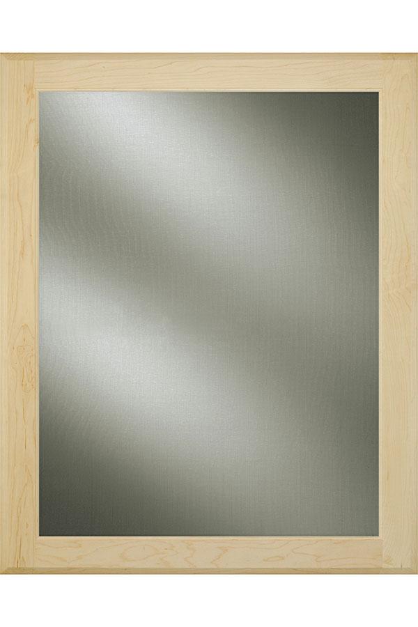 Metallic Bronze Glass Cabinet Insert Decora