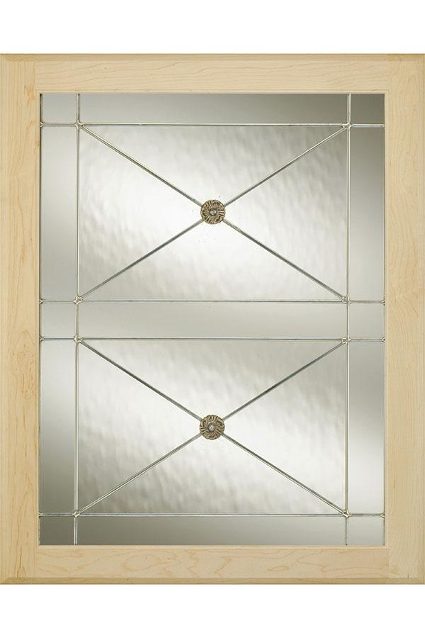Nottingham Glass Cabinet Insert Decora