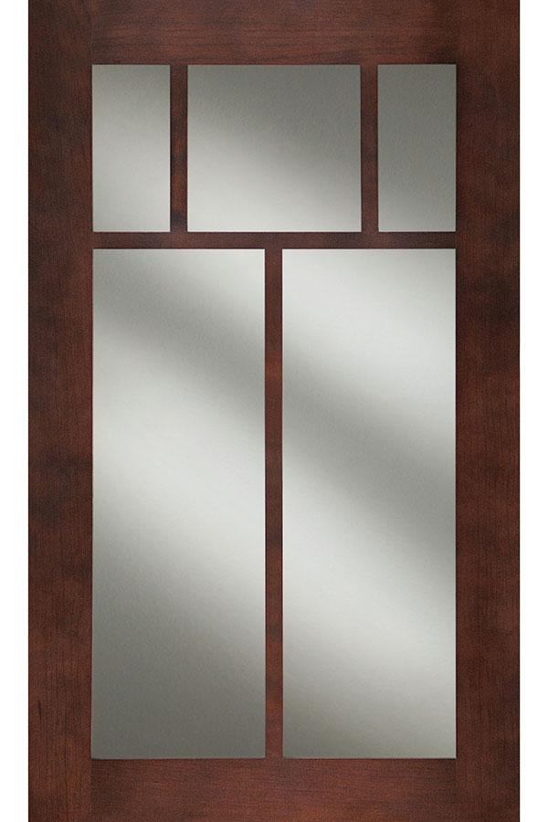 Summit Mullion Cabinet Door Decora Cabinetry