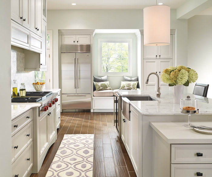 white kitchen cabinets or off white white kitchen cabinets decora cabinetry 28876