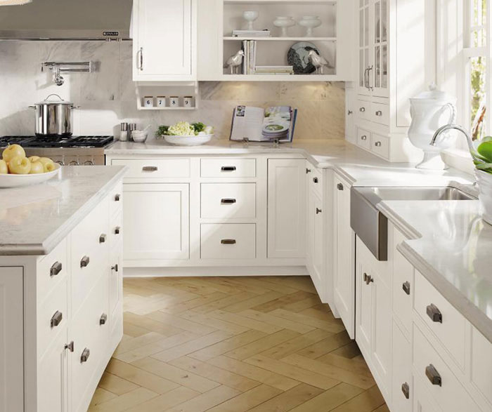 Stacked Crown Moulding - Decora Cabinetry