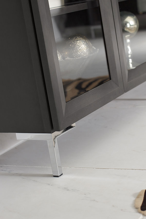 Angle Metal Cabinet Foot