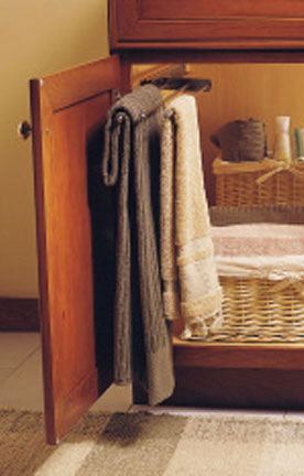 Sliding Towel Bar
